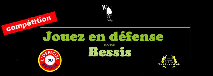 Jeu en défense avec Bessis