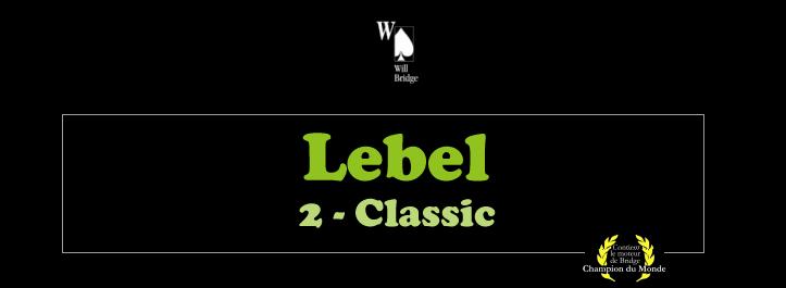 Lebel Classic