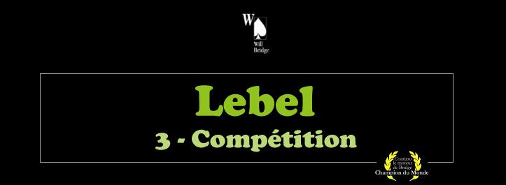 Lebel Compétition