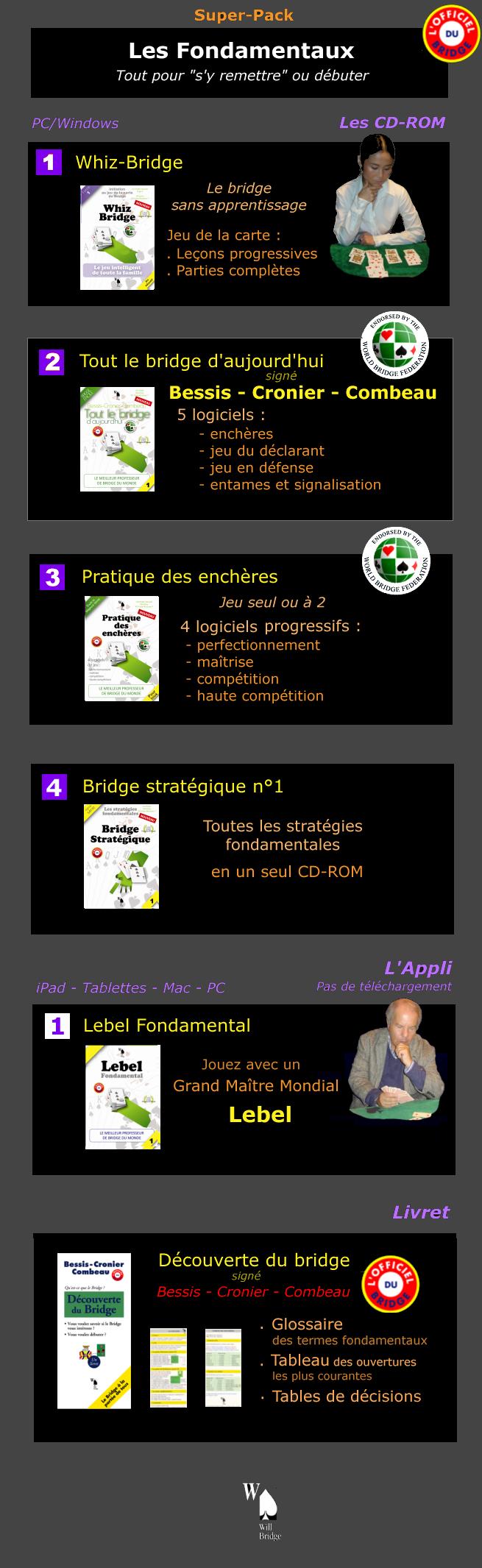 Bridge - Super pack